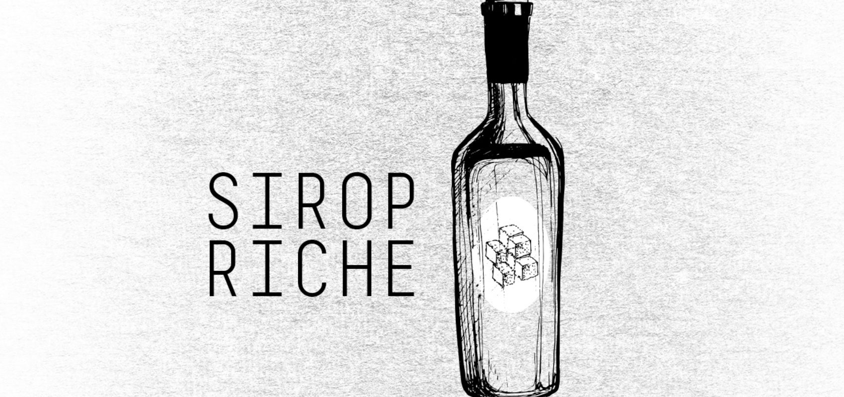 Sirop simple riche