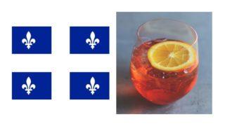 Nouvelles boire for Cocktail quebecois