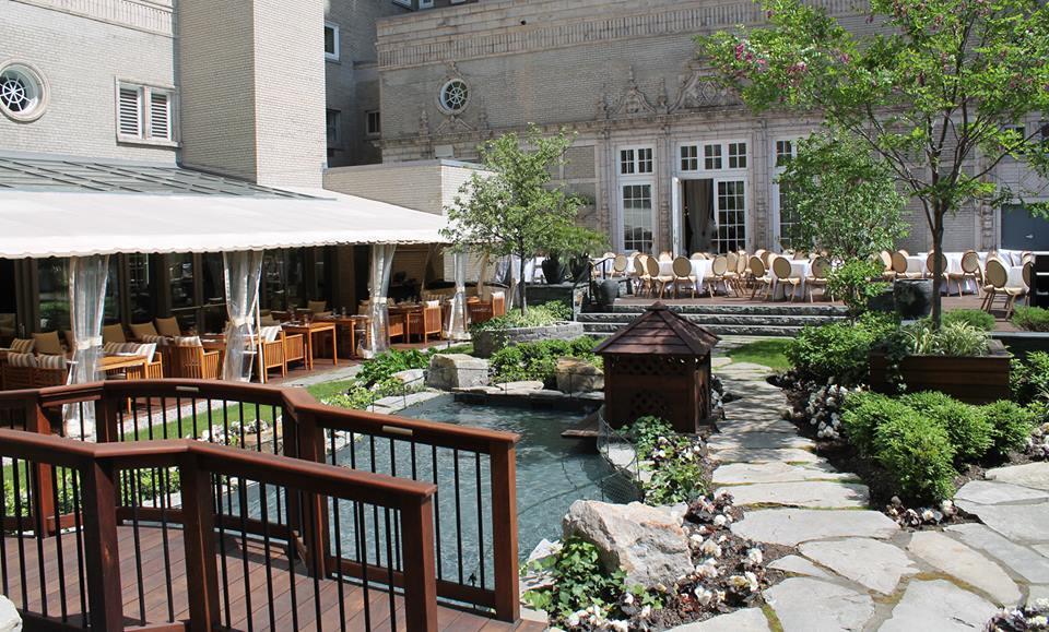 Boire cr ateurs de cocktails - Restaurant terrasse jardin grenoble mulhouse ...